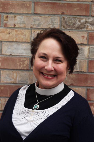 The Rev  Dr  Joyce Parry-Moore – St  James Episcopal Church