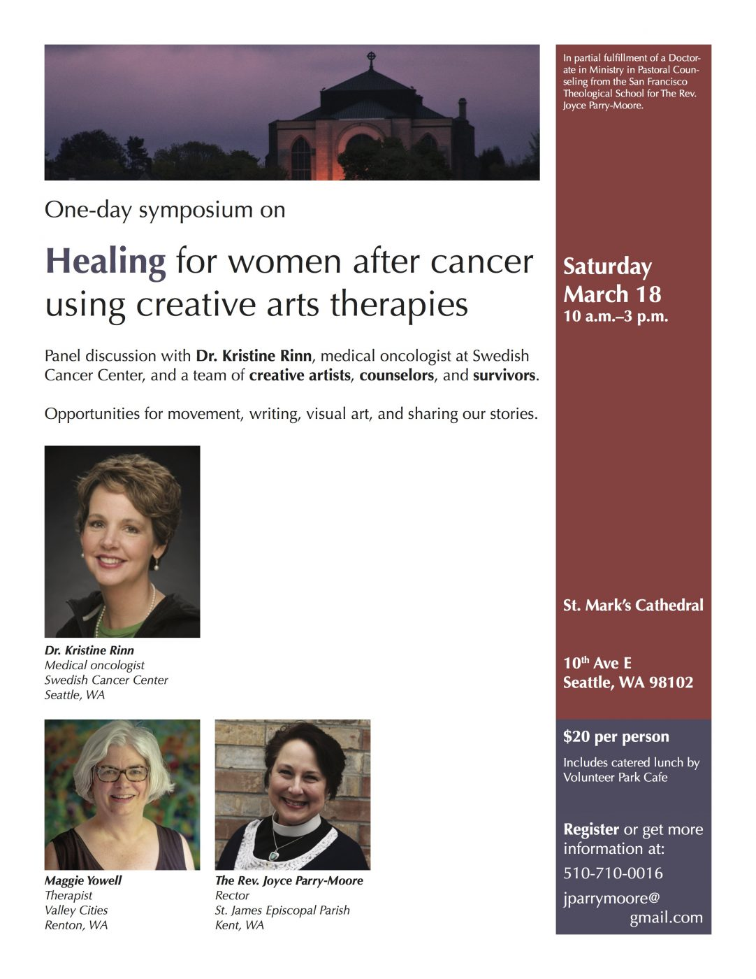 Healing For Women After Cancer