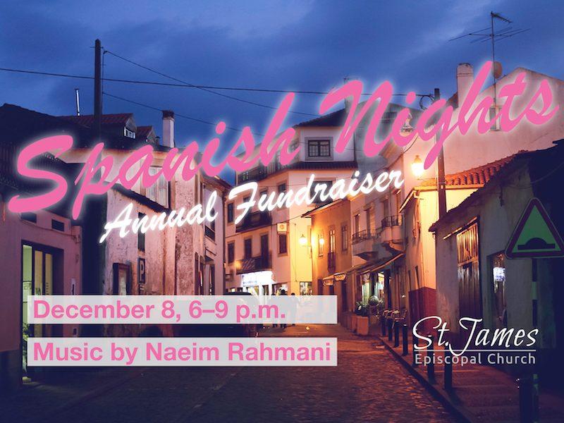 Spanish Nights Auction