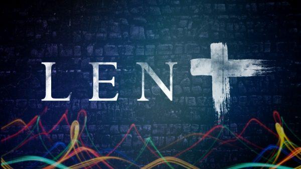 Lenten Series Wednesdays