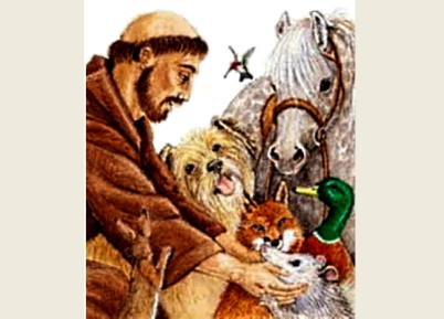 St. Francis Day And Blessing Of The Animals