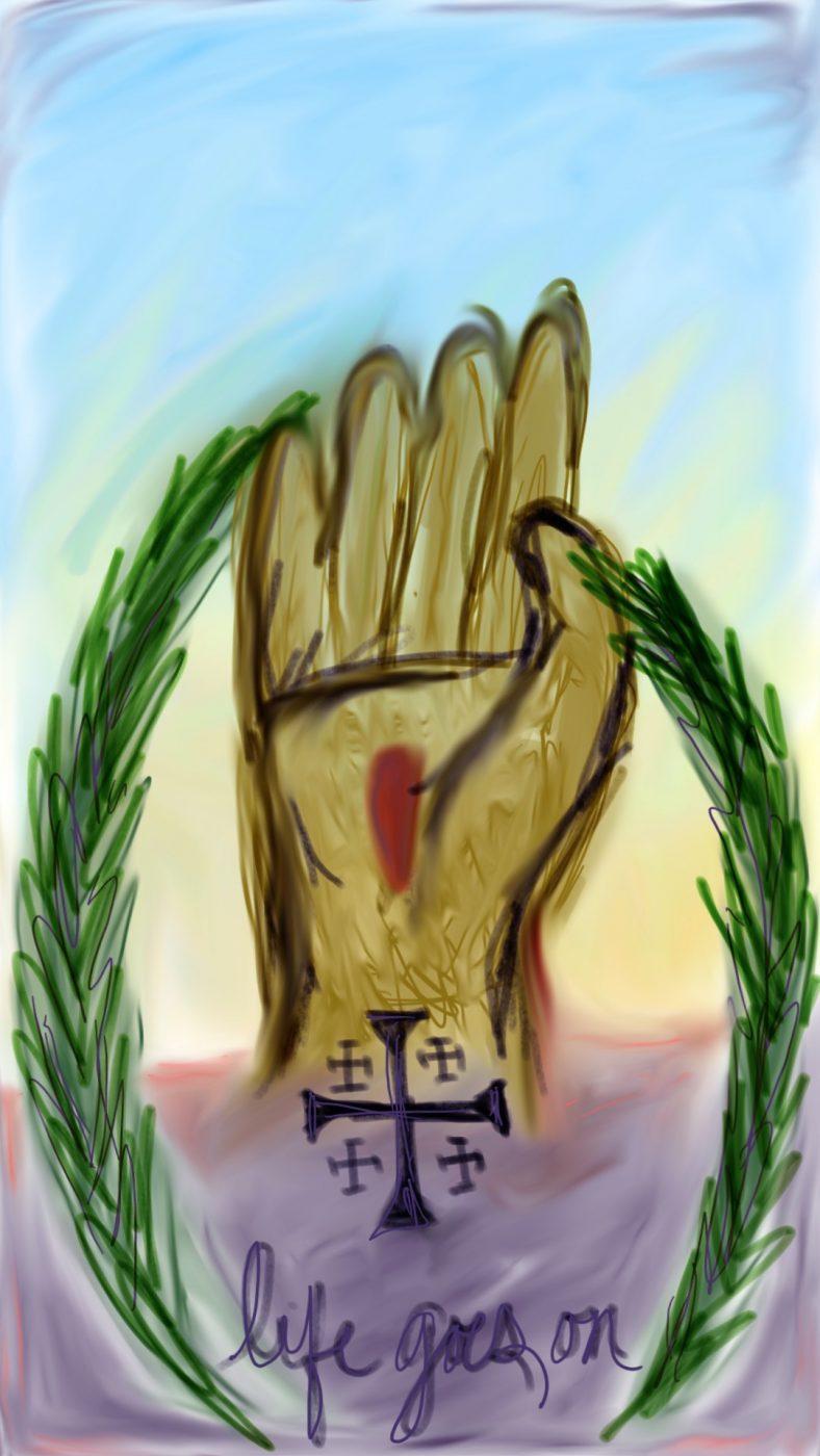 Palm Sunday (April 9)