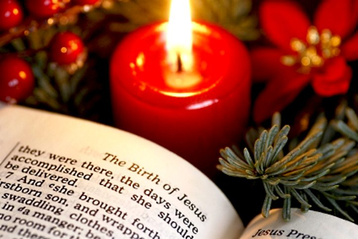 A Christmas Message From Our Rector