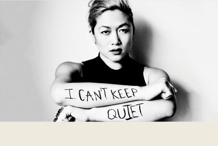 I Can't Keep Quiet5